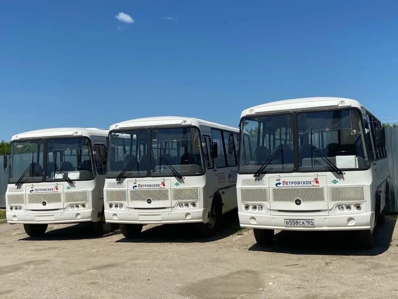 Начало работу автобусное сообщение по маршруту «Петровск - Новые Бурасы»