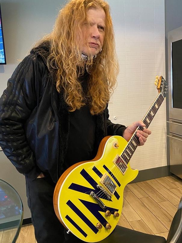 Американская группа Megadeth выступит в московском клубе Adrenaline Stadium 13 и...