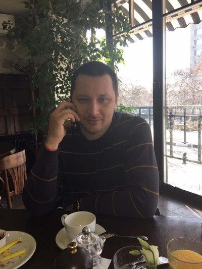 Влад Константинов, Екатеринбург