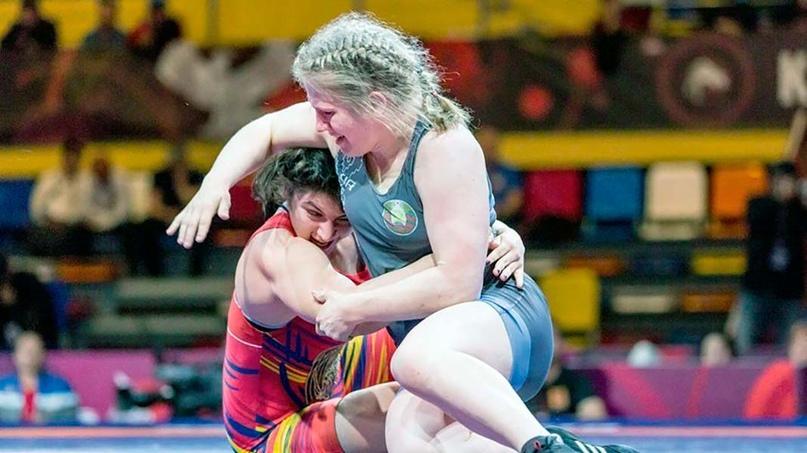 Двое представителей Борисовщины примут участие в отборочном олимпийском турнире по борьбе
