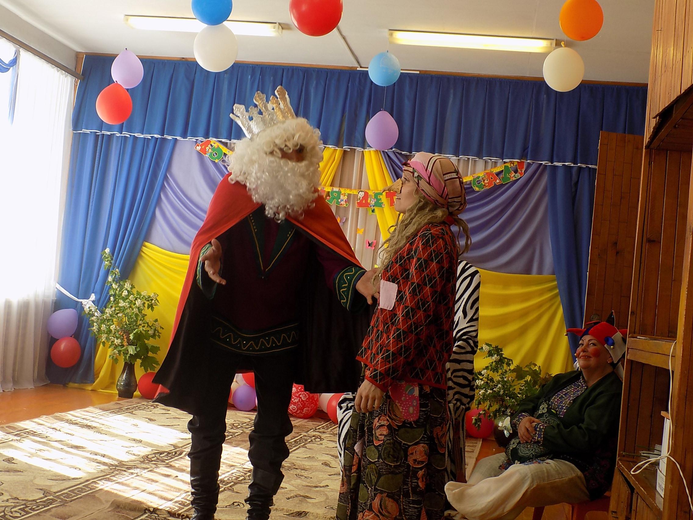 27 и 28 мая Александровский детский сад