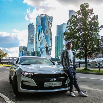 Денис Вечерковский, Москва