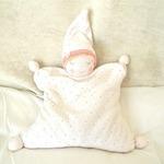 «Спуша» — вальдорфская подушка-игрушка, МК + выкройка