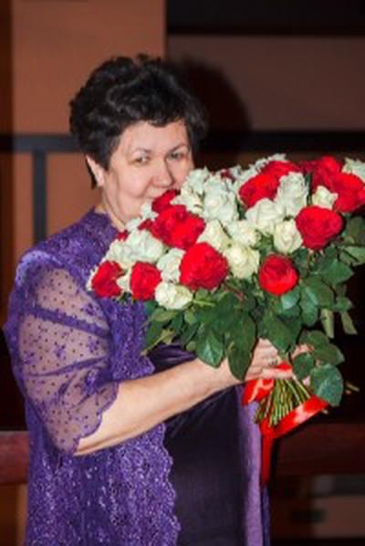 Тамара Владимировна, Пермь