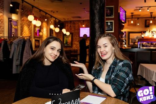 «GO!Квиз №101.7, Hard Rock Cafe,  25 апреля» фото номер 11