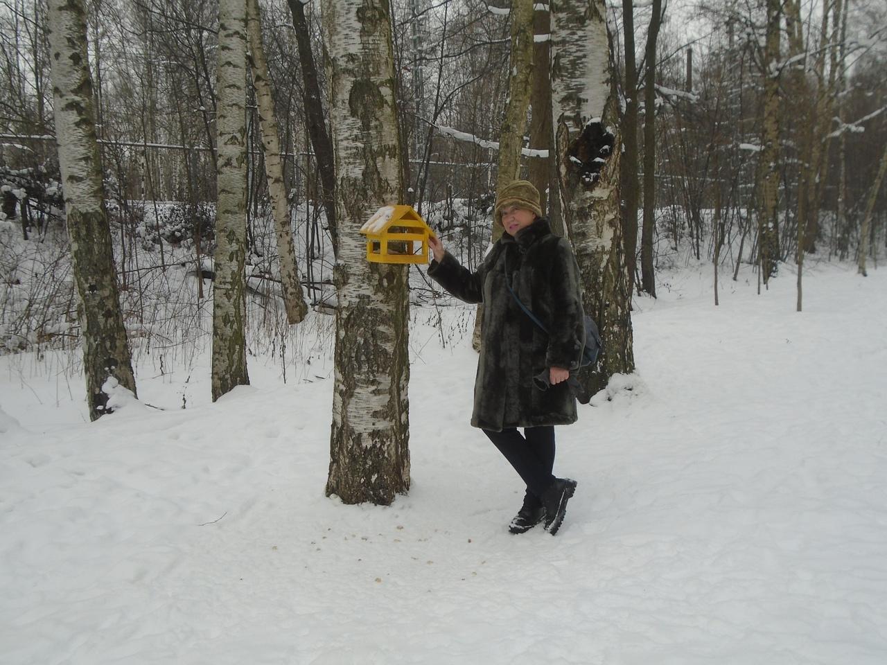 Удельный парк - самый северный парк Петербурга