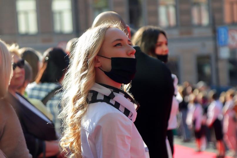 Волонтер фестиваля «Виват кино России!»