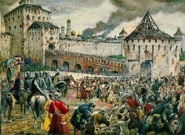 Клады Смутного времени Смутным временем называют примерно 20 лет в истории России после 1598 года. Считается, что оно началось со смертью царя Федора Иоанновича, сына Иоанна IV Грозного, и