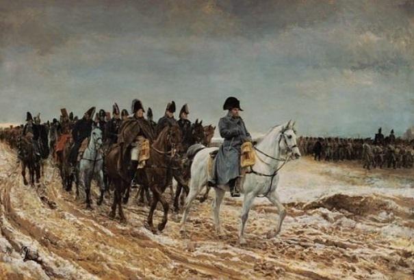 Во время войны с Наполеоном произошел интересный случай. Фра...