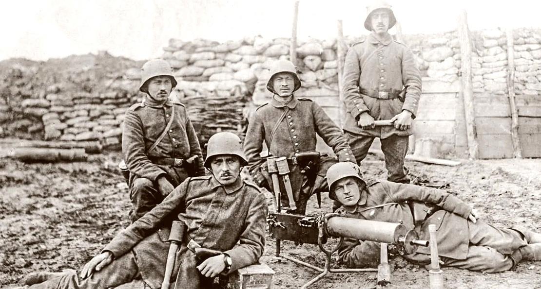 Солдаты кайзера