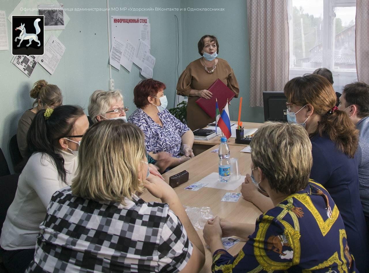 Главой СП Чернутьево избрана Людмила Маркова