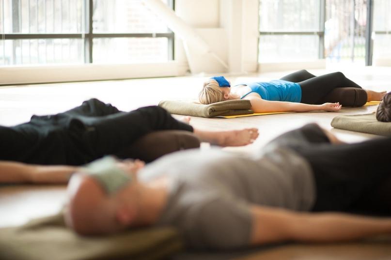 Йога-нидра: «сон йога» для пробуждения