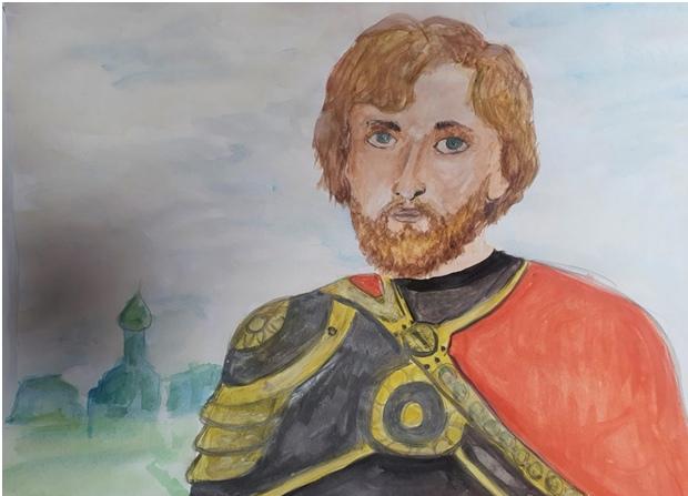 Якутская епархия подвела итоги конкурса «Александр Невский: воин, князь, святой», изображение №7