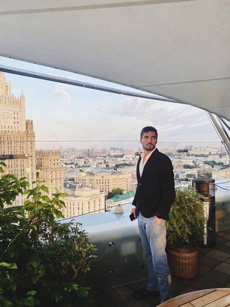 Антон Рыжков, Москва, Россия