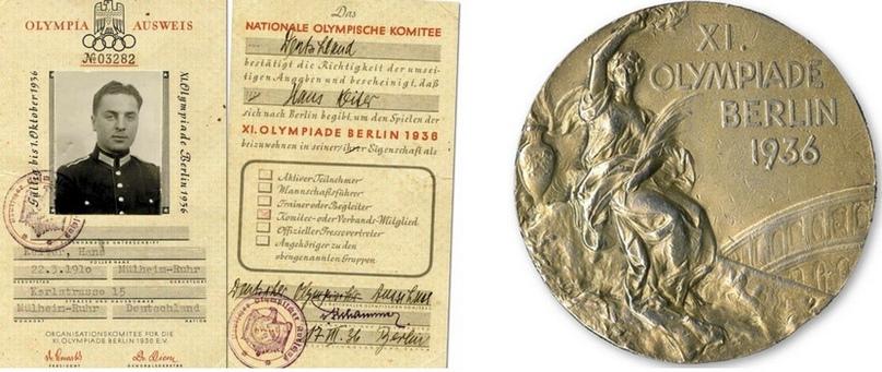 Как это было. Первая гандбольная Олимпиада. Ручной мяч 11 на 11 в антураже нацистской Германии, изображение №6