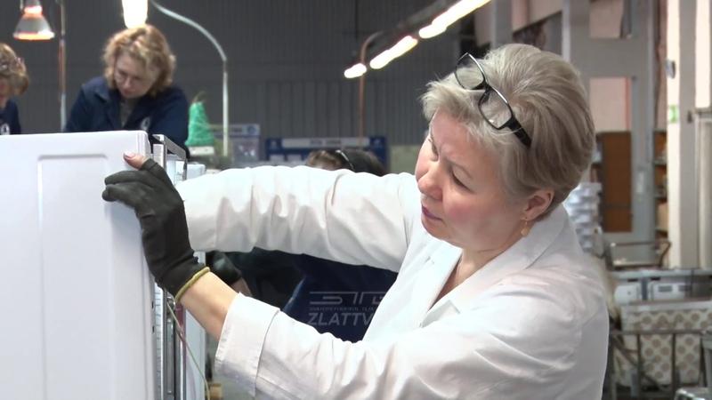 На Златмаше внедряют современные технологии бережливого производства