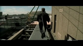 How Tom Cruise Broke his Ankle on Mission Impossible Fallout Stunt - SLOW MOTION FOOTAGE