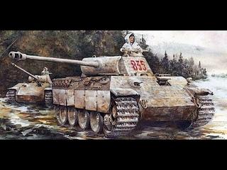 2 SS Panthers vs. 21 US Shermans