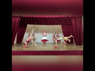 Ансамбль эстрадного танца Ассорти «Курятник»