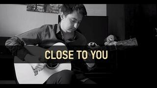💕 Close To You - Tommy Emmanuel arr.   Acoustic guitar Doff 036