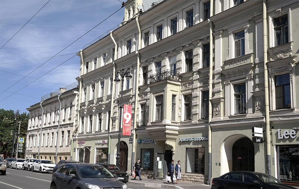 Большой Проспект Петроградской стороны