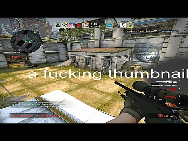 Twitter fragger frags fragless people in this videogame about fragging