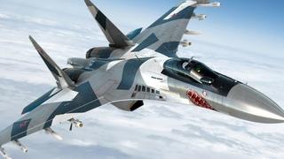 Su-35 In Action 2019
