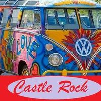Логотип Сastle Rock // Festival