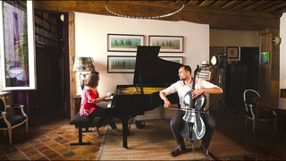 MAD WORLD (Cello & Piano Version) - Brooklyn Duo