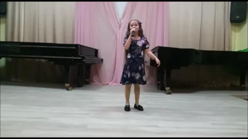 263652948 Соло Беспалова Алиса МБУ ДО ДШИ г ВЫКСА Звездочет