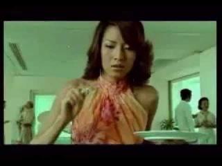 Смешная тайская реклама о худеющих. Мама порекомендовала к просмотру))