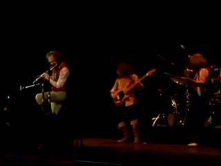 Jethro Tull • Instrumental / Cross-Eyed Mary / Wind Up / Back Door Angels (1977) •