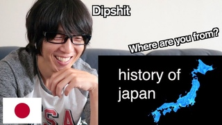 """Japanese Reacts To """"History of Japan"""""""