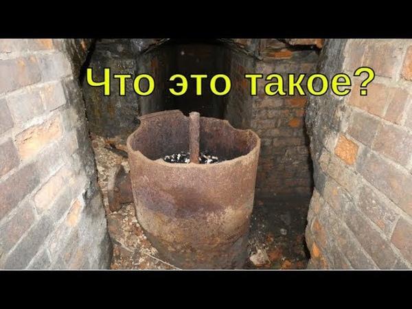 Неудобные артефакты прошлого древний завод и старинный механизм