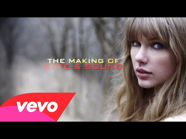 Taylor Swift Safe Sound feat. The Civil Wars Behind The Scenes