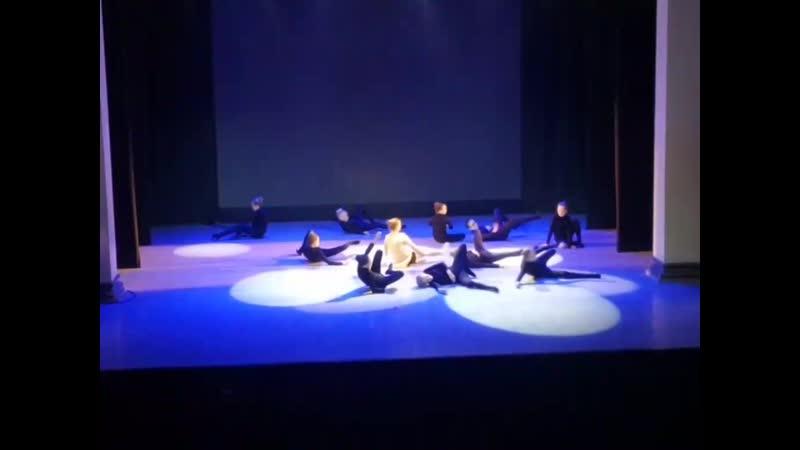 D1 Я вырвался Chroma Dance Company