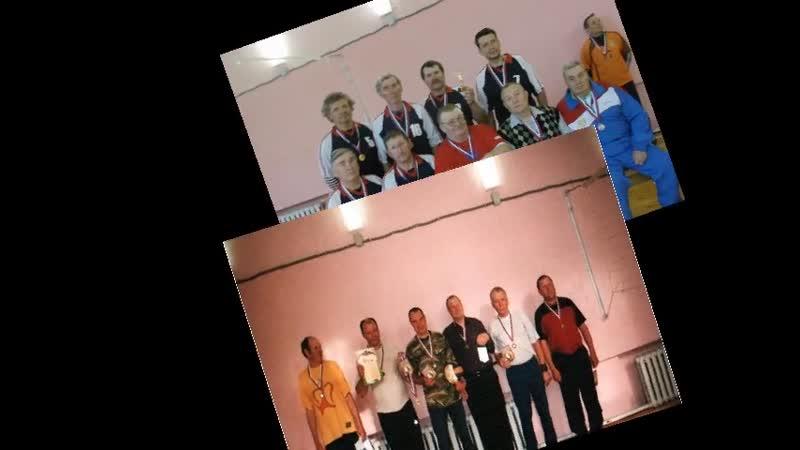 Районный турнир по волейболу среди ветеранов посвященный памяти почётного жителя Частинского района В В Трескова 2009 2019гг