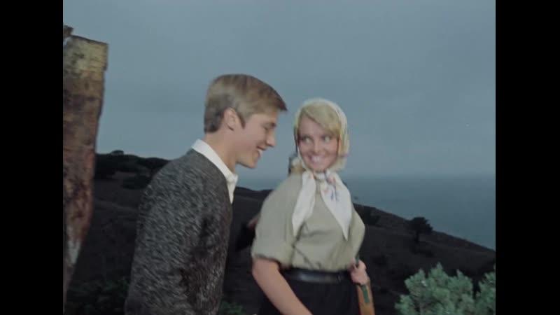 Наталья Кустинская Отрывок из фильма Три плюс два 1963