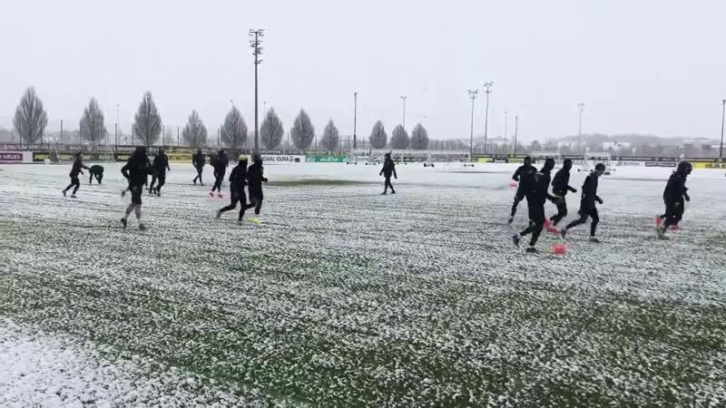 Dann wollen wir mal BVB Training ohne @S Kagawa0317 mit Toljan Auch @Zagad2 Philipp und Piszczek sind dabei