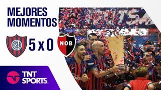 Resumen de San Lorenzo vs Newell's Old Boys (5-0) | Supercopa Futsal 2021