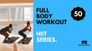 No 50 Full Body HIIT Workout With Low Impact Beginner Modifications