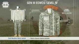 ADS | GEN III ECWCS | Level  IV: Wind Jacket