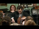 Eugene Prokoshin plays Paganini Moses Variations with Cantus firmus orchestra (HQ Video).
