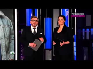 Димаш Кудайберген и Игорь Крутой дали интервью и представили новую песню на НТВ  Г.