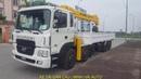 Xe Tải Gắn Cẩu   Bán trả góp xe tải gắn cẩu cũ mới các loại