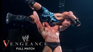 FULL MATCH - Rob Van Dam vs. Brock Lesnar - Intercontinental Title Match: WWE Vengeance 2002