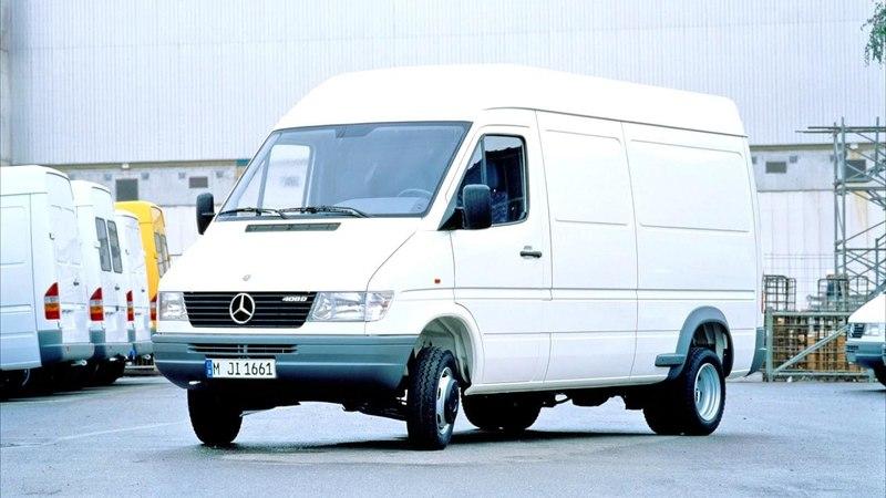 Mercedes Benz Sprinter 408 D Kastenwagen Br 904 02 1996–04 2000