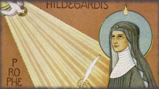 """Ave Generosa"" on the poems Hildegard von Bingen. Norwegian composer - Ola Gjeilo"