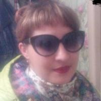 Фотография страницы Алёны Базинской ВКонтакте