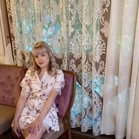 Фотография страницы Ани Филенко ВКонтакте
